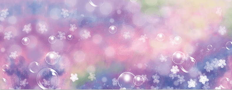 Hand-painted watercolor backgrounds