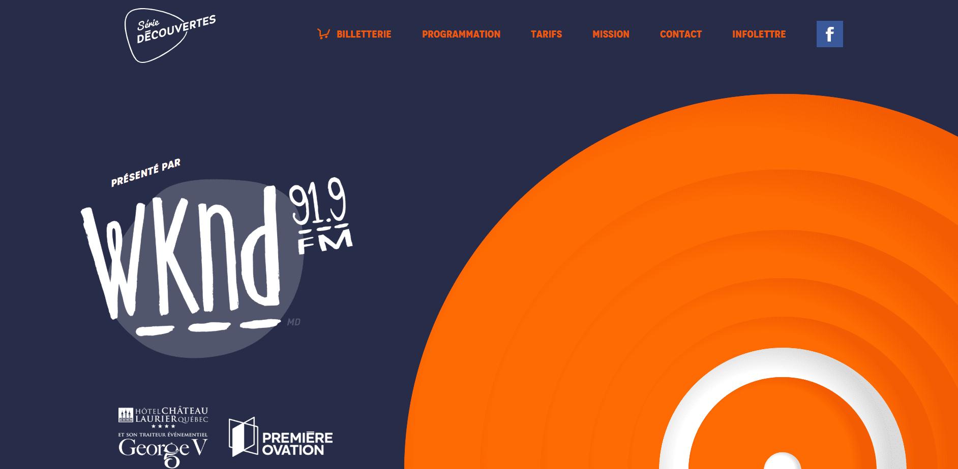 Orange and Blue Color Palettes for Websites - ColibriWP
