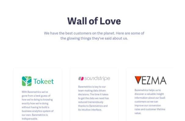 Website portfolio example 2