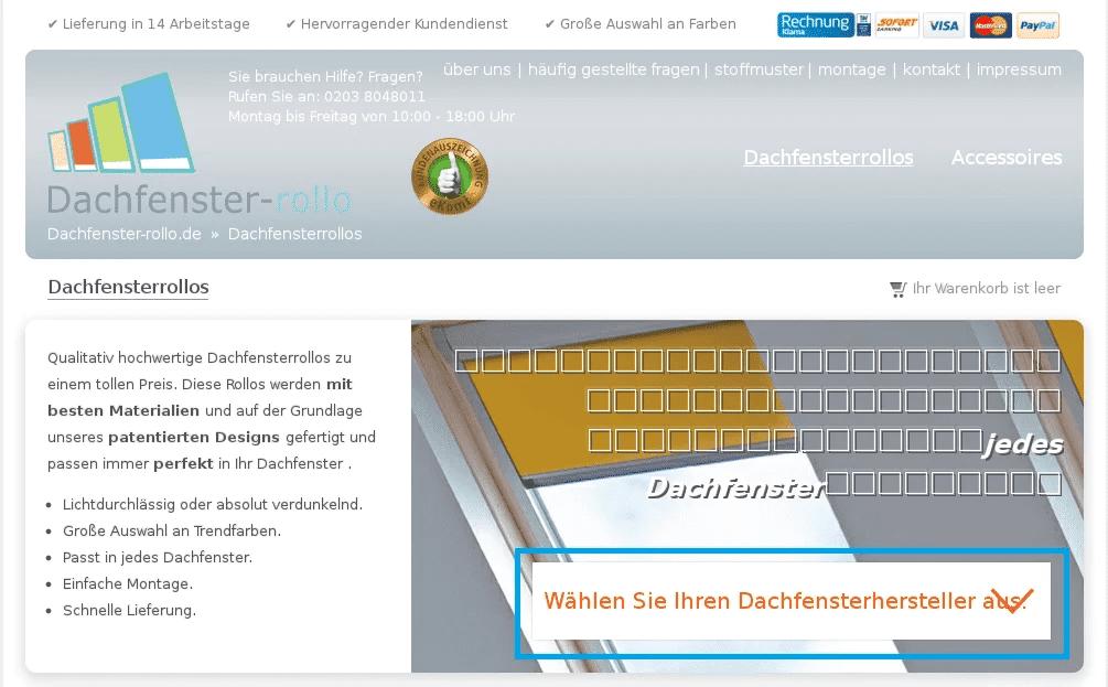 german AB test