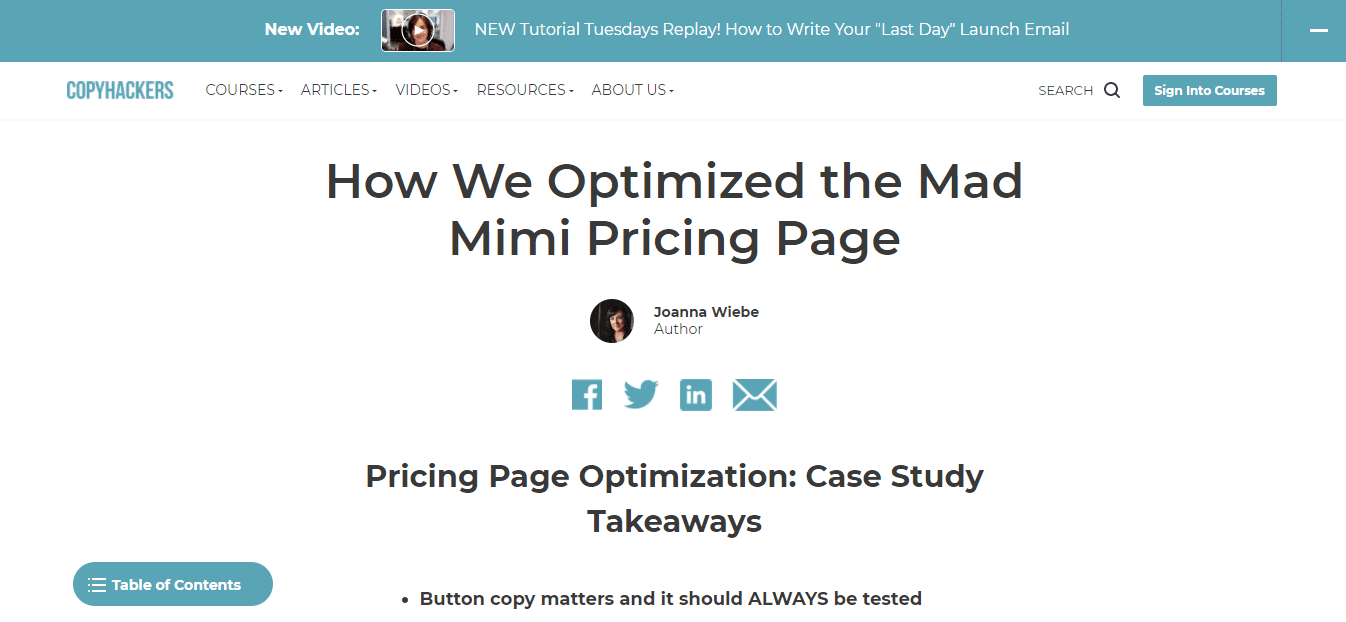 Publish original research